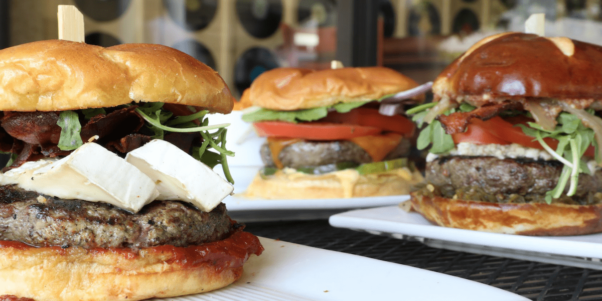 CharBar Burgers by Express Restaurant Delivery