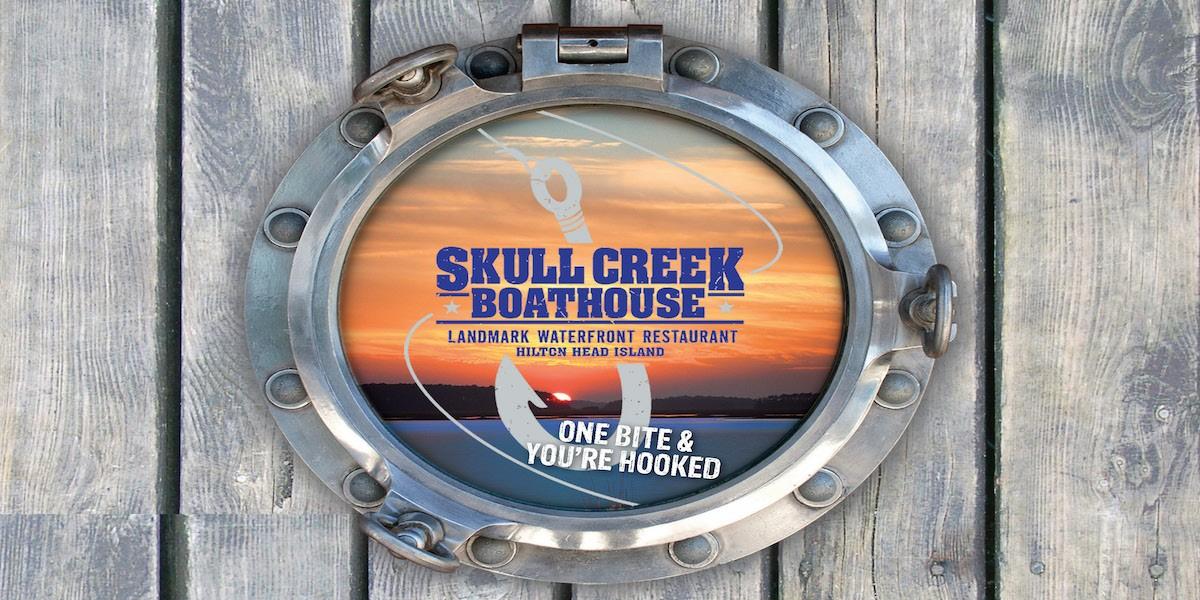 Skull Creek Boathouse Restaurant Menu by Express Restaurant Delivery