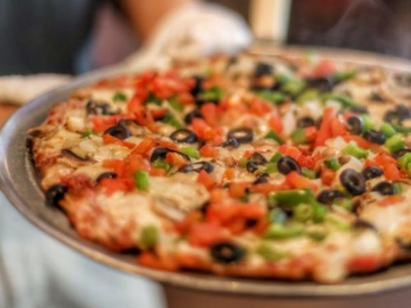 Mangiamos Pizza Express Restaurant Delivery, Food Delivery Hilton Head